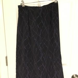🎥Women's Long Skirt Size PS Vintage 90's
